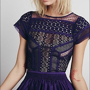 Free People FP ONE Lola Dress Size 4